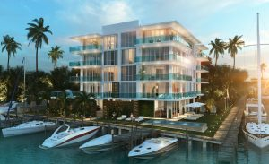 Artist Rendering of 33 Intracoastal